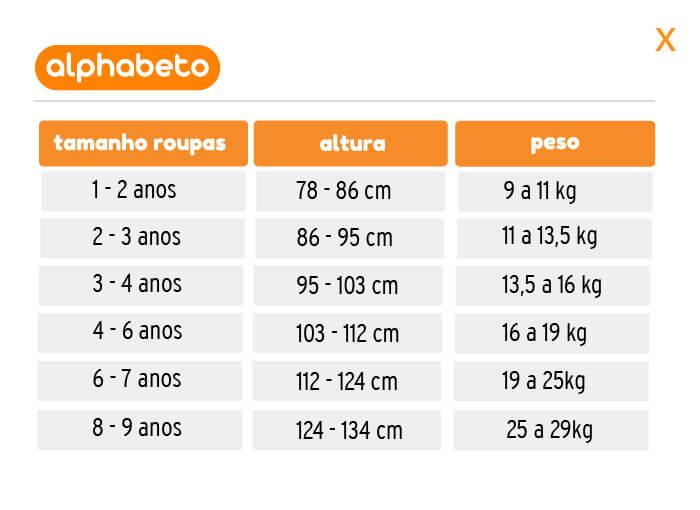 tabela-medidas-1-9-anos F